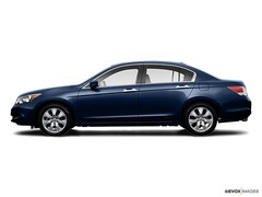 2008 Honda Accord 3.5 EX-L w/Navi Sedan