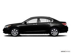 Used 2008 Honda Accord 3.5 EX-L Sedan San Diego, CA