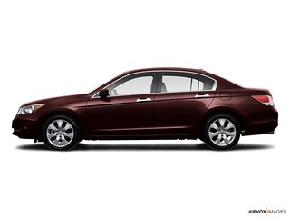 2008 Honda Accord 3.5 EX-L Sedan