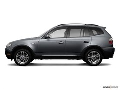 Bargain Used 2008 BMW X3 3.0si AWD  3.0si under $10,000 for Sale in Dover, DE