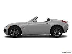 Used 2008 Pontiac Solstice GXP Convertible Near Beckley