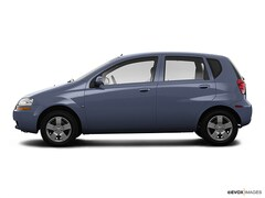 2008 Chevrolet Aveo 5 Special Value Hatchback