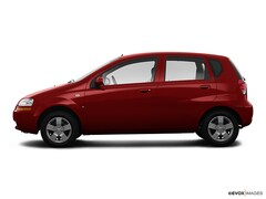 2008 Chevrolet Aveo 5 Hatchback for Sale in Clinton Township, MI at Jim Riehl's Friendly Honda