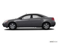 2008 Pontiac G6 4dr Sdn Sedan