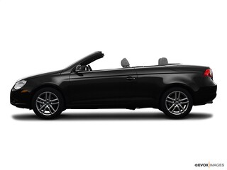 Used 2008 Volkswagen Eos Lux Convertible F6029A in Somerville, MA