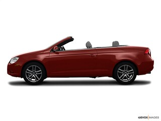 Used 2008 Volkswagen Eos Lux Convertible in Indianapolis
