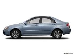 2008 Kia Spectra LX Sedan
