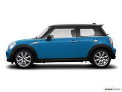 2008 MINI Cooper S Base Hatchback
