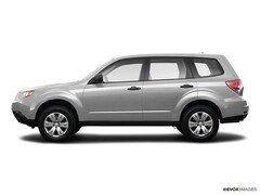Pre-owned 2009 Subaru Forester 2.5X SUV for sale in the Chicago area