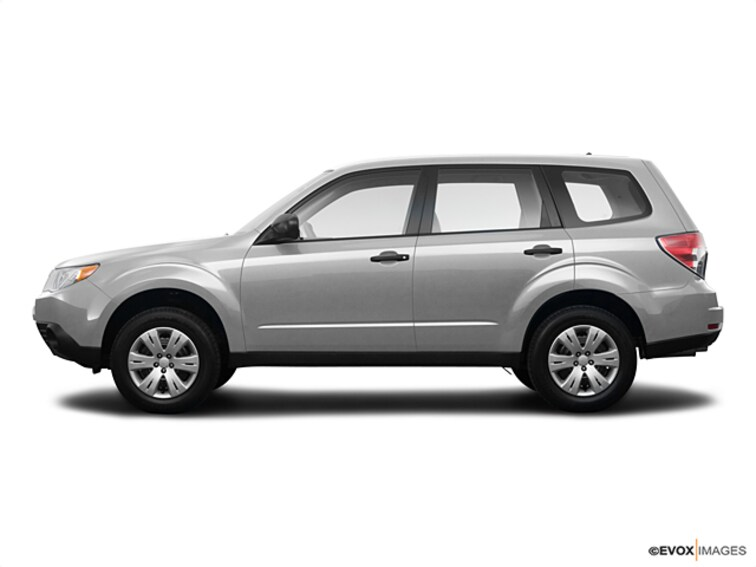 Used 2009 Subaru Forester 2.5X SUV in Auburn, ME