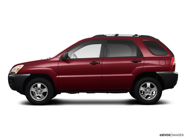 Used 2008 Kia Sportage SUV for sale in Lowell MA