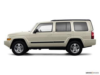 2008 Jeep Commander Sport SUV for Sale Near Worcester MA