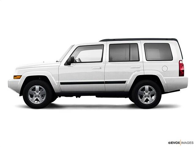 2008 Jeep Commander Sport SUV