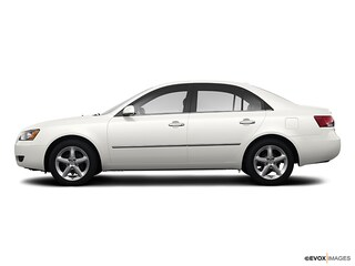 2008 Hyundai Sonata Limited Sedan