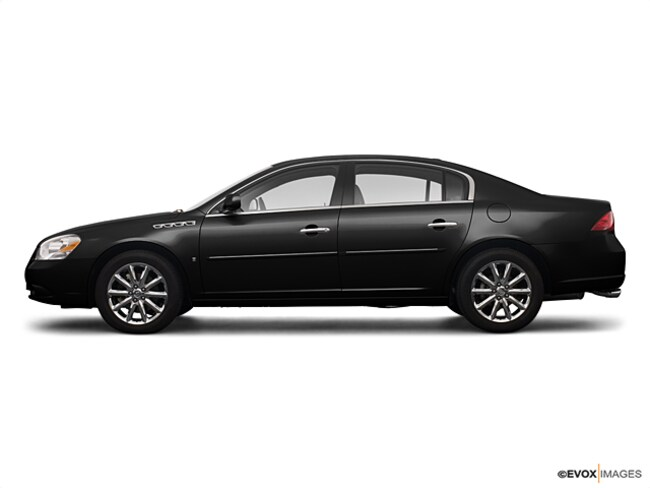 Used 2008 Buick Lucerne CXS Sedan 1G4HE57Y28U100047 for sale near Chattanooga