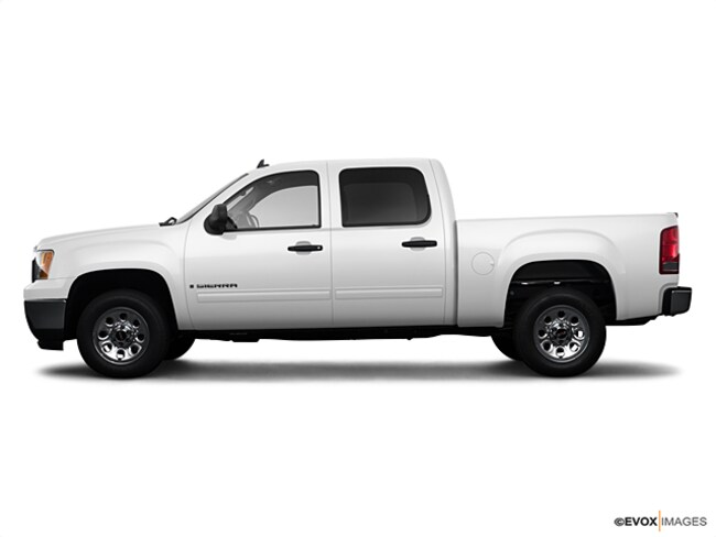 Used 2008 GMC Sierra 1500 Truck Crew Cab in Bend, OR
