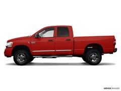 2008 Dodge Ram 2500 Laramie Truck Quad Cab
