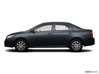 used 2009 Toyota Corolla Sedan in Lafayette