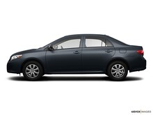 2009 Toyota Corolla S Sedan