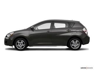 2009 Pontiac Vibe Base w/2.4L Hatchback