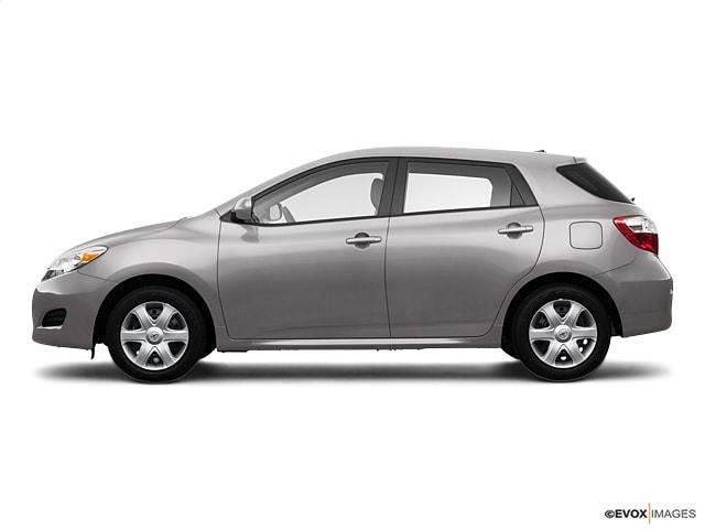 2009 Toyota Matrix Base Hatchback