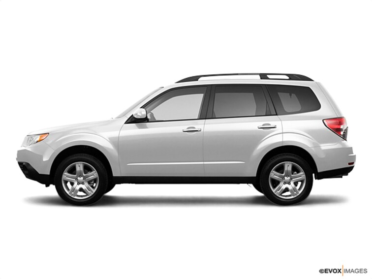 Used 2009 Subaru Forester X w/Prem/All-Weather SUV in Mandan, ND