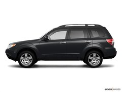 Used 2009 Subaru Forester 2.5X Premium w/ All Weather Pkg SUV Providence