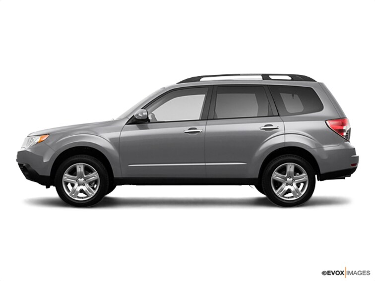 Used 2009 Subaru Forester 2.5X Premium w/ All Weather Pkg SUV in Bloomington