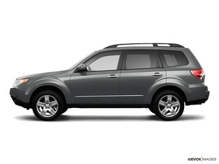 Used 2009 Subaru Forester 2.5X SUV JF2SH63699G713635 for sale in Alexandria, VA