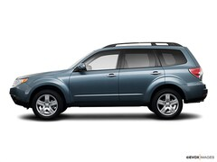 2009 Subaru Forester 4dr Auto X Limited w/Nav SUV