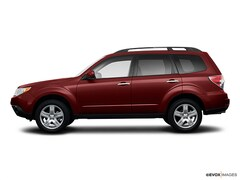 Pre-Owned 2009 Subaru Forester X Limited W/NAV Sport Utility for sale in Little Rock, AR