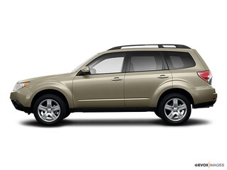 Used 2009 Subaru Forester 2.5X Limited SUV in Canton, CT
