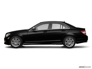 2009 Mercedes-Benz C-Class 3.0L Sport 4dr Sdn  4matic Sedan