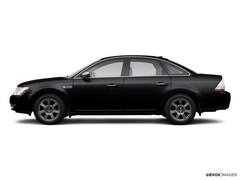 2009 Ford Taurus 4dr Sdn Limited AWD Sedan
