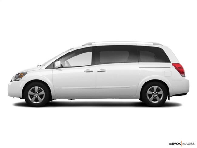 2009 Nissan Quest S Van