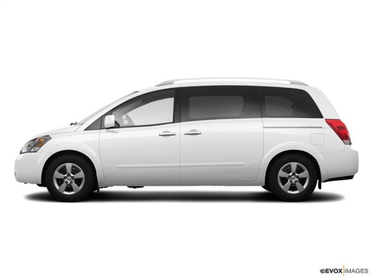 Used 2009 Nissan Quest S Van for sale in Madison, WI