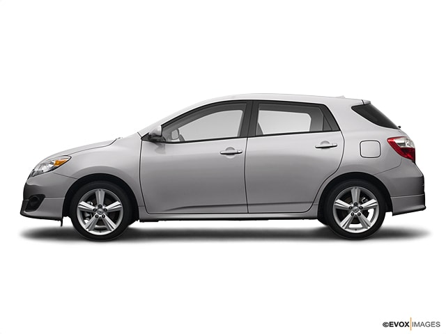 Used 2009 Toyota Matrix For Sale In Elkhart In Stock Z1509a
