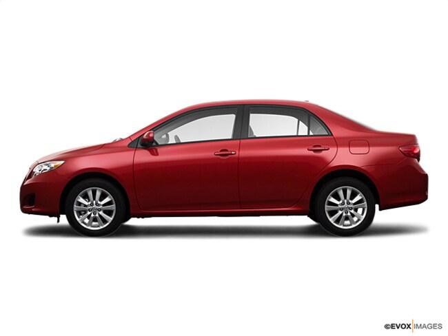 2009 Toyota Corolla XLE Sedan