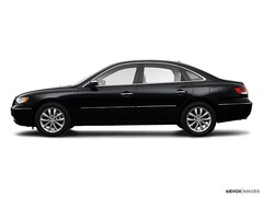 2008 Hyundai Azera Limited Sedan