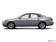 2008 Hyundai Azera Limited Sedan