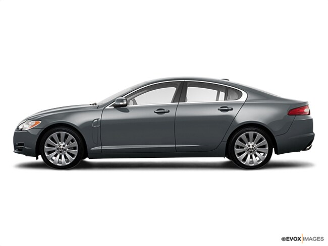 Used 2009 Jaguar XF For Sale at Volkswagen of North Attleboro | VIN:  SAJWA06B69HR35068