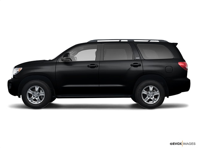 2008 Toyota Sequoia SR5 with Moon Roof, DVD Entertainment 4WD  LV8 6-Spd AT SR5