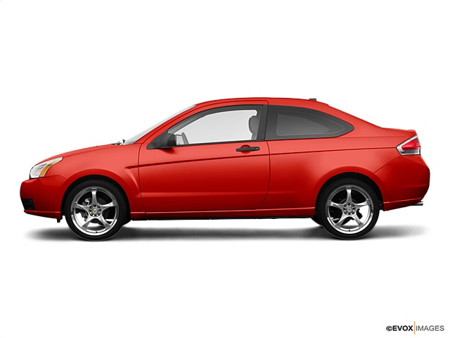 2008 Ford Focus S 2dr Cpe Coupe