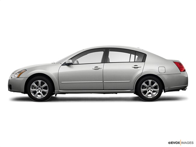 Used 2008 Nissan Maxima 3.5 SL Sedan for sale in Sycamore, IL, near Dekalb, IL