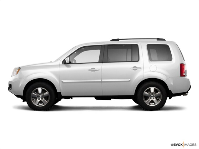 Pre-Owned 2009 Honda Pilot EX-L w/RES Sport Utility 5FNYF38679B018411 in Saint Louis, MO