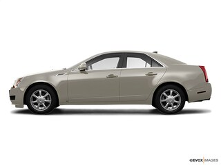 2009 CADILLAC CTS Base w/1SA Sedan Gold Mist