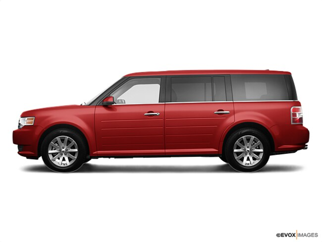 2009 Ford Flex SEL AWD SEL Crossover for sale in Walker, MN