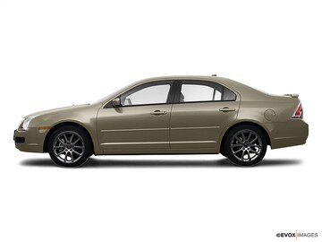 2009 Ford Fusion Sedan