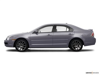Used 2009 Ford Fusion SE V6 Sedan in Houston