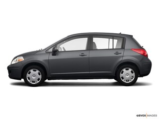 2009 Nissan Versa 1.8 S 1.8 S  Hatchback 4A in Kingsport, TN